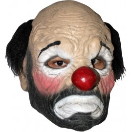 Máscara Hobo Clown