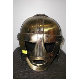 Casco Metal Adulto
