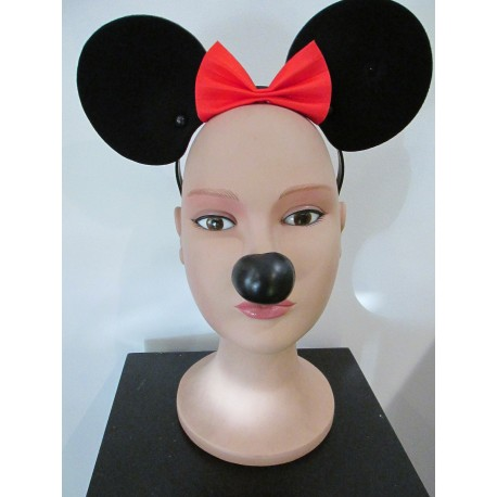 Diadema Minnie Mouse