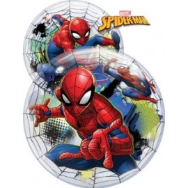 Globo Bubble Spiderman HomeComing