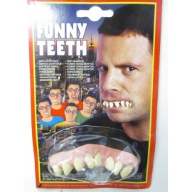 Funny Teeth. Colas y Orejas